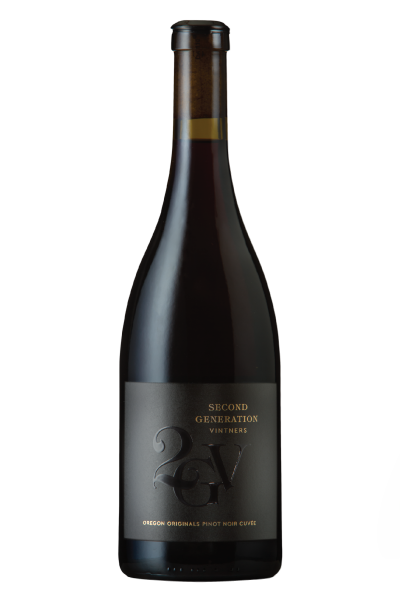 2017 Second Generation Vintners Pinot Noir