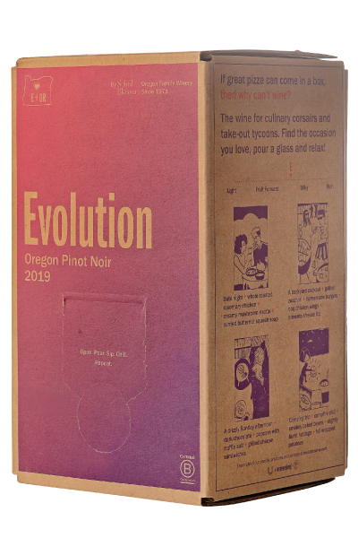 2019 Evolution Pinot Noir 1.5L Box