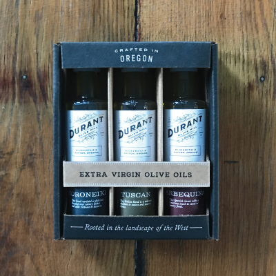 Durant Olive Oil Boxed Set