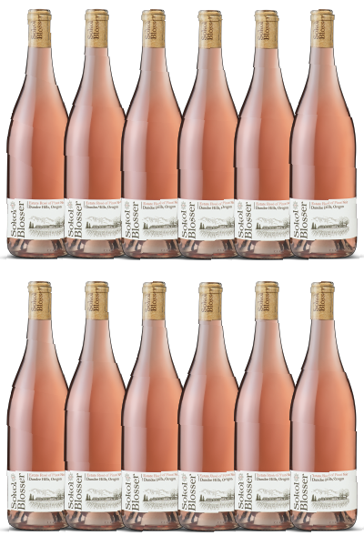 2019 Estate Rosé of Pinot Noir Case