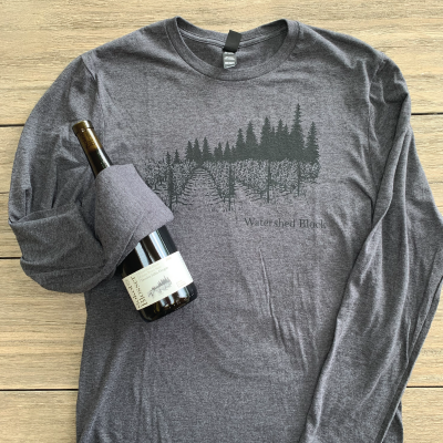 Watershed Block T-Shirt Long Sleeve