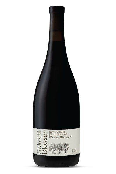 2016 Old Vineyard Block Estate Pinot Noir
