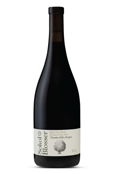 2016 Big Tree Block Estate Pinot Noir
