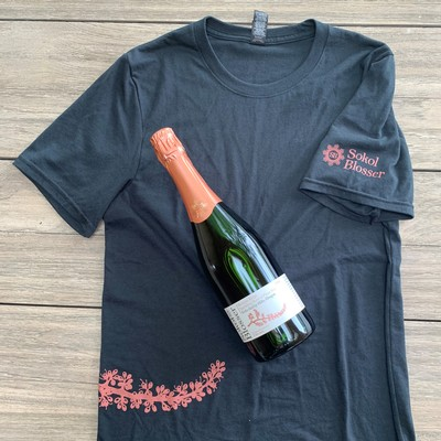 Rose Sparkling T-Shirt Short Sleeve
